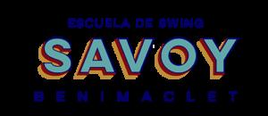 Logotipog de Savoy Benimaclet escuela de swing en Valencia