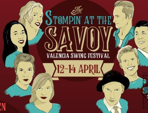 STOMPIN' AT THE SAVOY 2019- FESTIVAL DE SWING